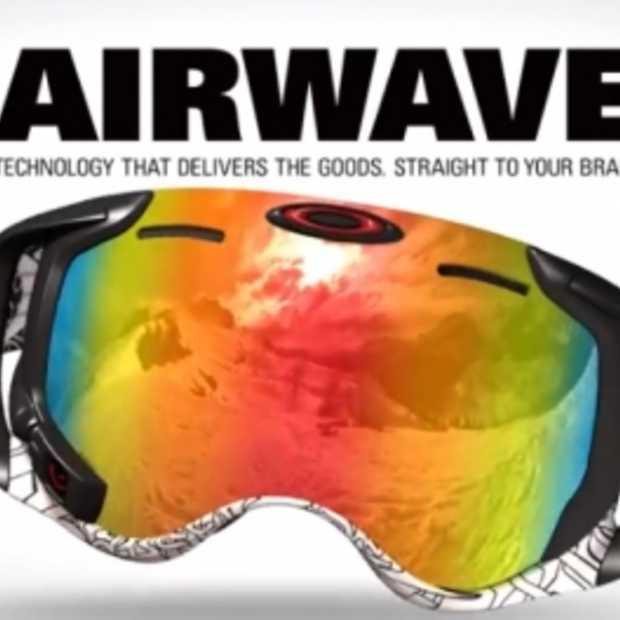 Oakley Airwave Goggle Skibril