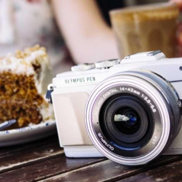 Olympus PEN E-PL7: de camera die aansluit bij je outfit!