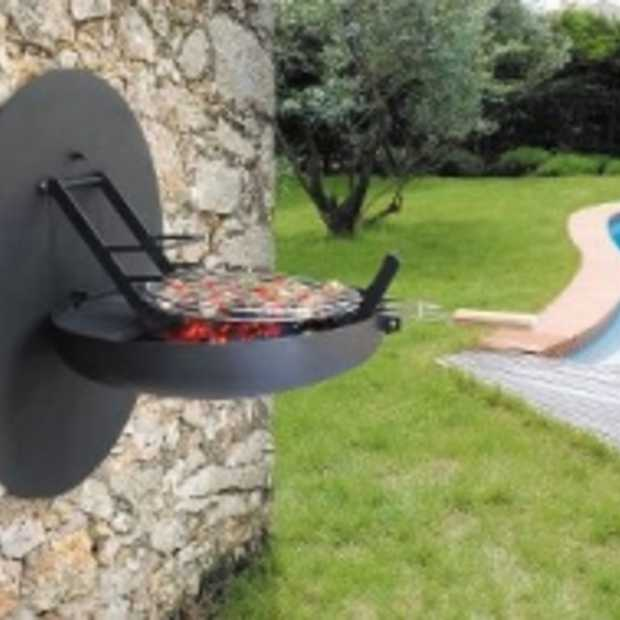 Opvouwbare barbecue van Focus