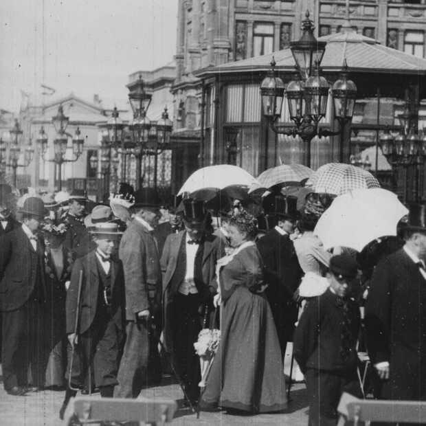 Terug in de tijd: zo zag Europa er 120 jaar geleden uit