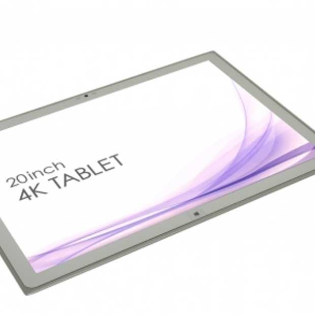 Panasonic toont 4K tablet op CES