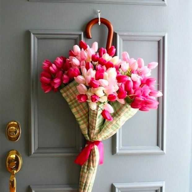 5 DIY's om je huis helemaal voorjaarsproof te maken