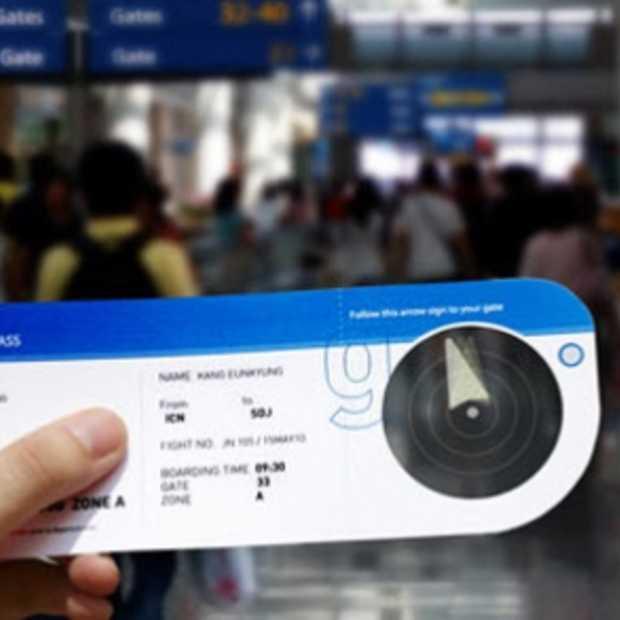 Persoonlijke reisassistent : de Airport Compass
