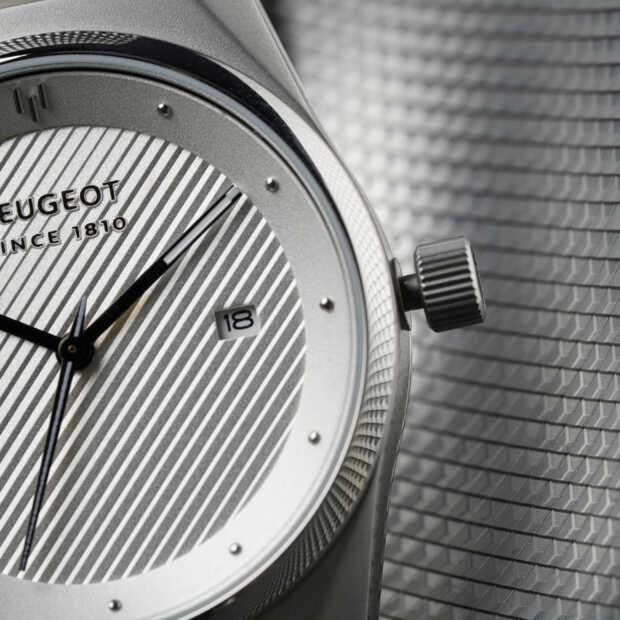 Dit zijn de 3 nieuwe en betaalbare horloges van PEUGEOT