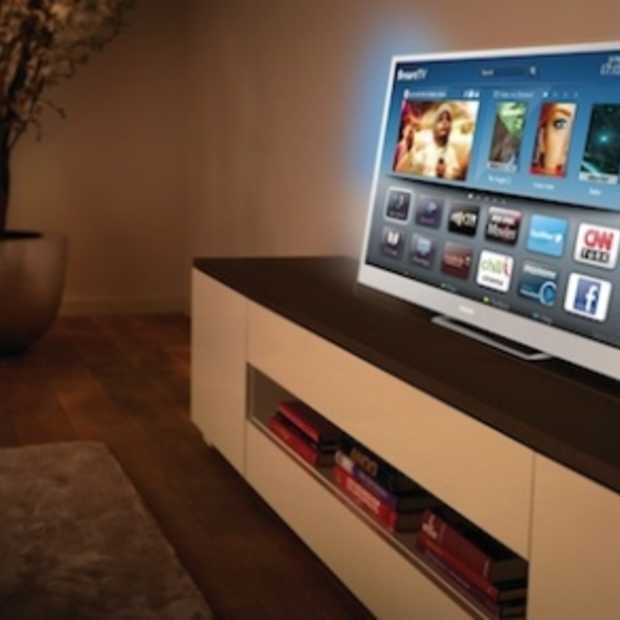 Philips DesignLine Edge tv's