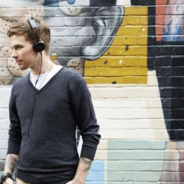Philips Hoofdtelefoon geïnspireerd door zonnebril