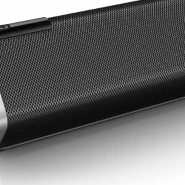 Philips ShoqBox draagbare, draadloze luidsprekers