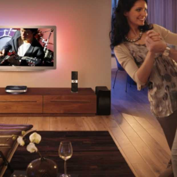 Philips SoundHub met Smart TV