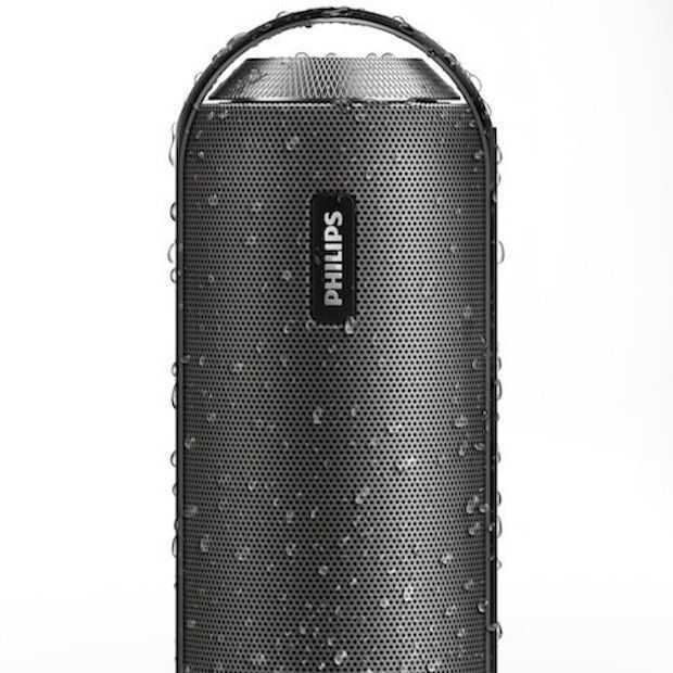 360° geluid met de draadloze speaker van Philips!