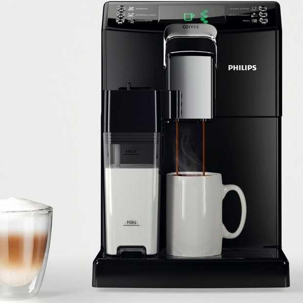 Koffie én espresso met nieuwe Philips 4000