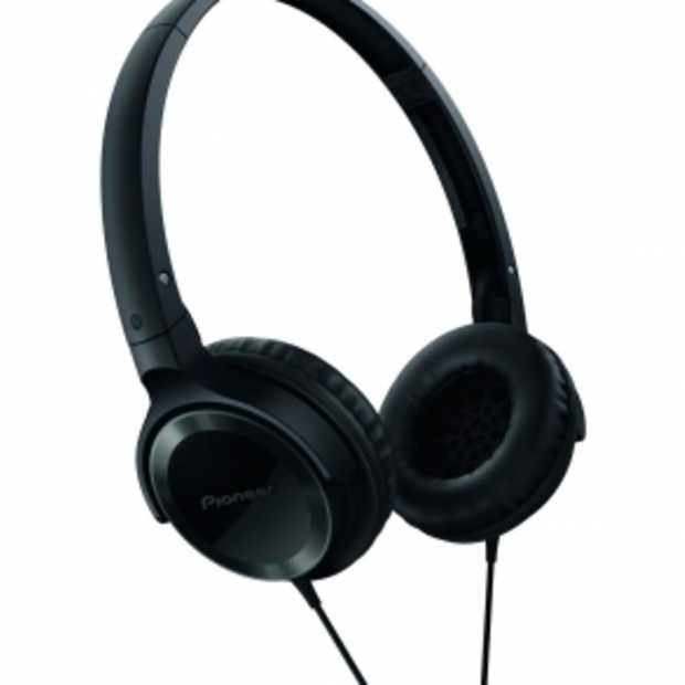 Pioneer lanceert vier stijlvolle outdoor hoofdtelefoons