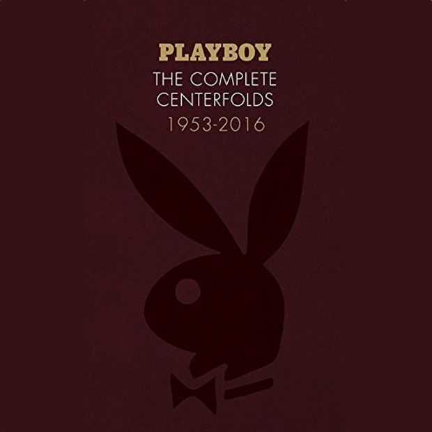 Alle Playboy Centerfolds van 1953-2016 in een hardcover