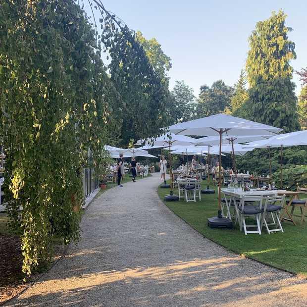 De Maaltuin: buiten eten bij een pop-up restaurant op een bijzondere plek