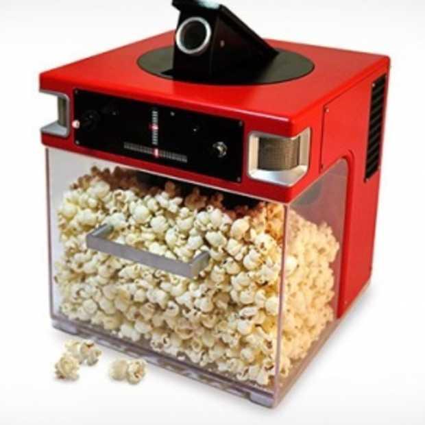 Popcorn Shooter