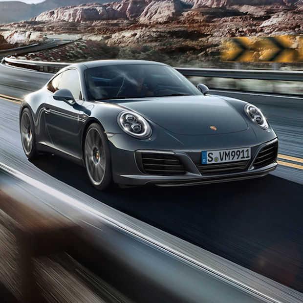 De evolutie van de iconische Porsche 911