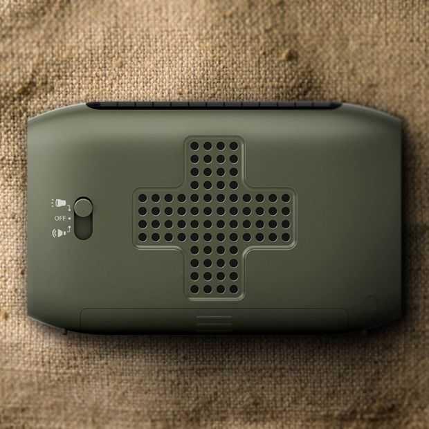 Voor als alles mis gaat: de Philips Portable Survival Radio