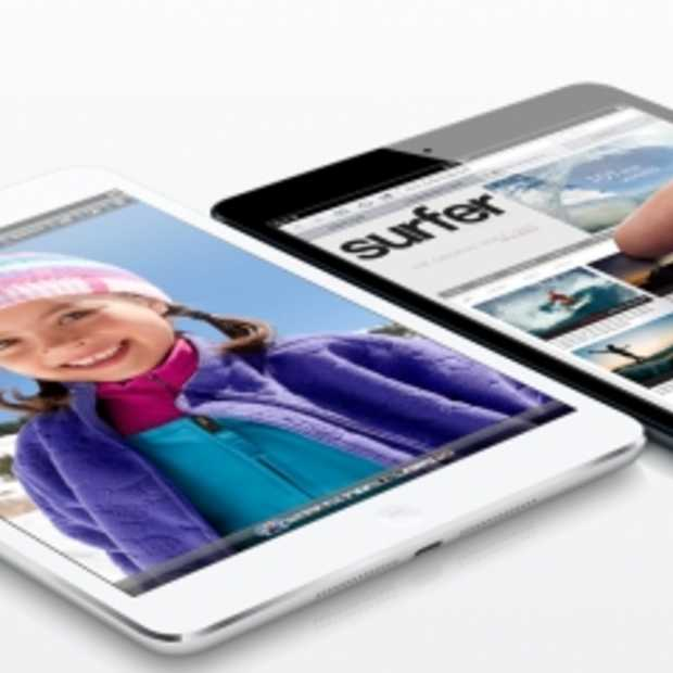 Prijzen iPad Mini WiFi + 3G