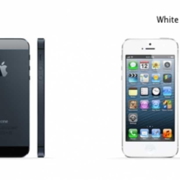 Prijzen iPhone 5