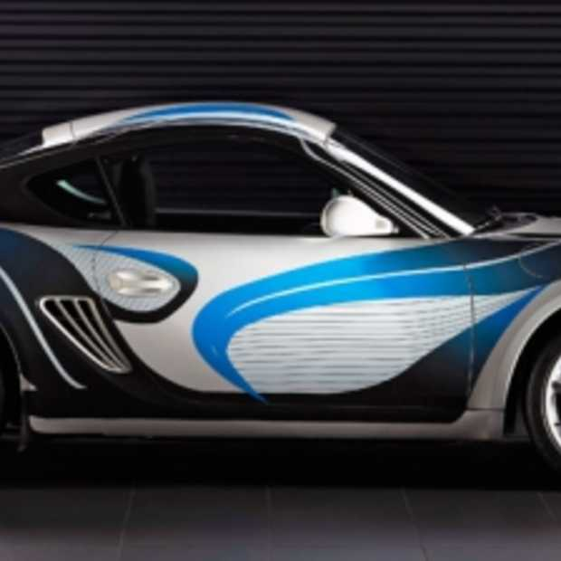 Radically Porsche Cayman by DesignBoom