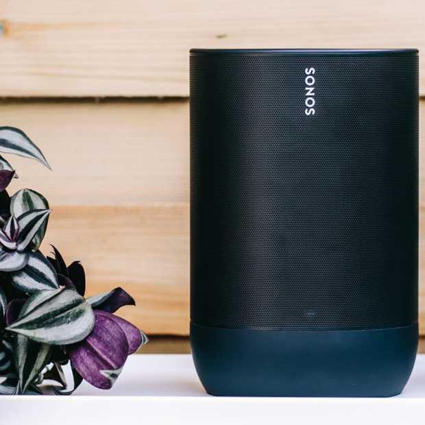 Sonos introduceert eerste Sonos voor buitengebruik