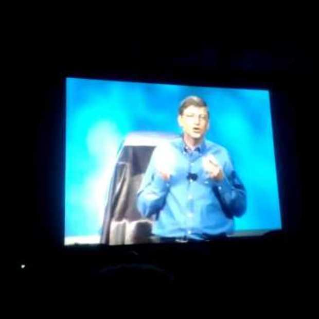 15 jaar Microsoft Keynotes in 120 seconden - CES 2012