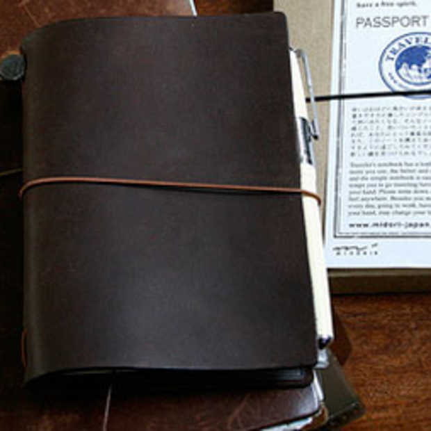 Review: Midori Traveler's Notebook