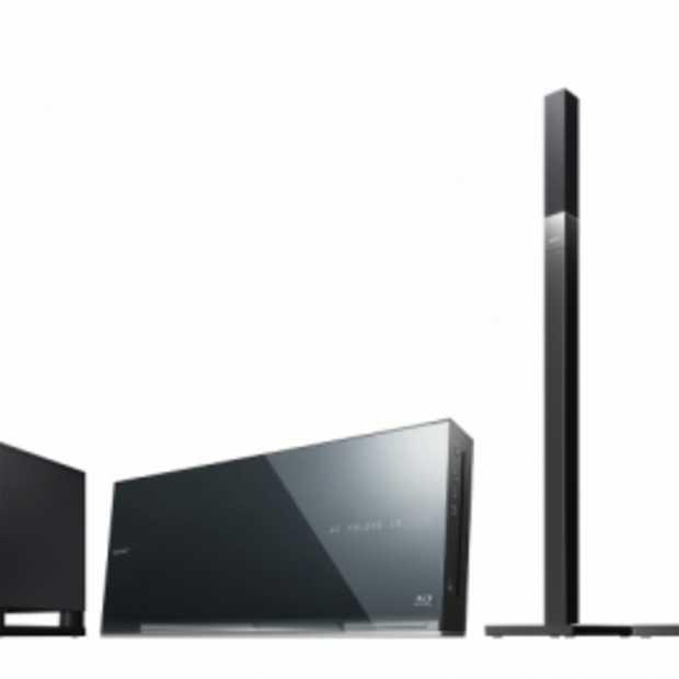 Review Sony BDV-F700: Geen surround, wel prettig om naar te kijken