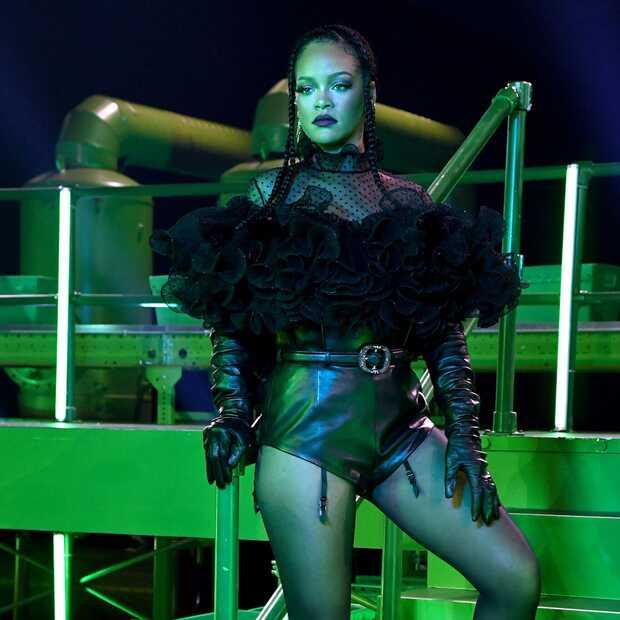 Rihanna presenteert nieuwe lingeriecollectie met show op Amazon Prime Video