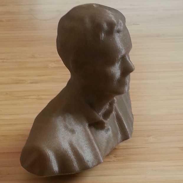 Scan en print jezelf in 3D