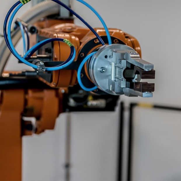 Robotisering in de logistieke sector en verpakkingsindustrie