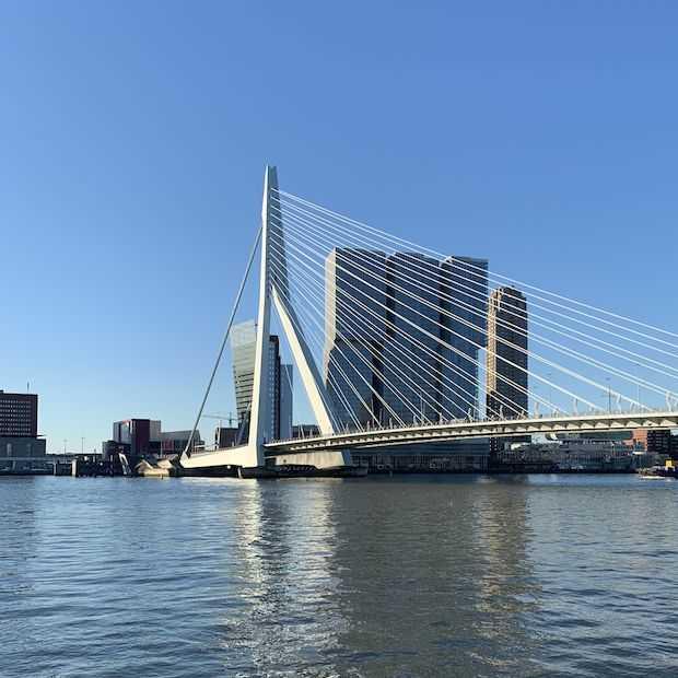 Rotterdam lanceert zomercampagne om de stad als vakantiebestemming neer te zetten
