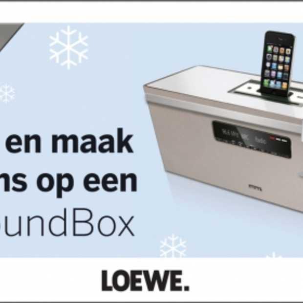 RT en maak kans op een Loewe SoundBox #RTloewe
