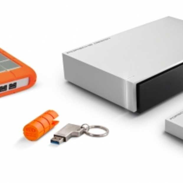 Rugged USB 3.0 Thunderbolt-serie voor Mac