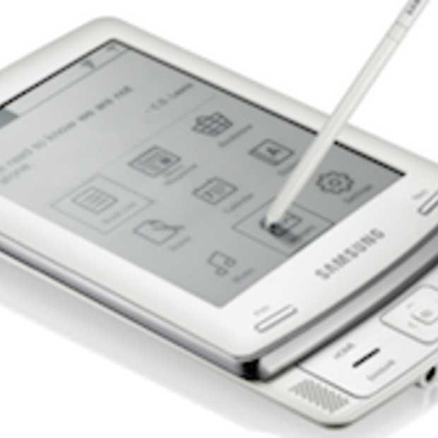 Samsung e-reader opent deur naar online boekwinkel van Selexyz