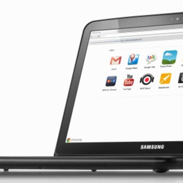 Samsung introduceert Chromebook Series 5