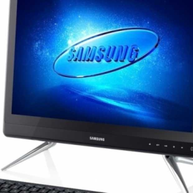 Samsung introduceert nieuwe All-in-One PC's