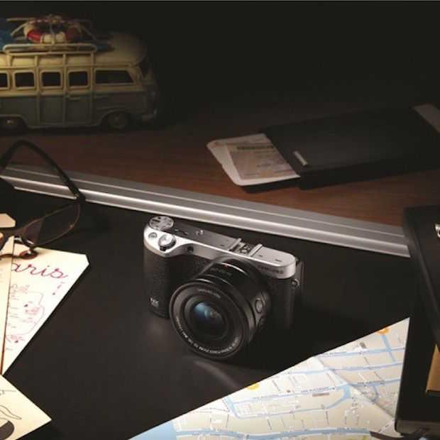 Samsung komt met camera die filmt in UHD