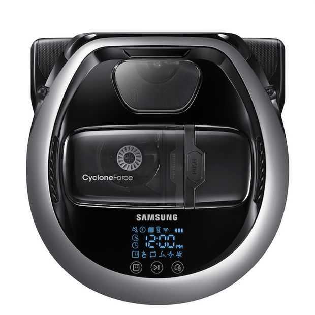 CES 2017: Samsung Powerbot VR7000 robotstofzuiger