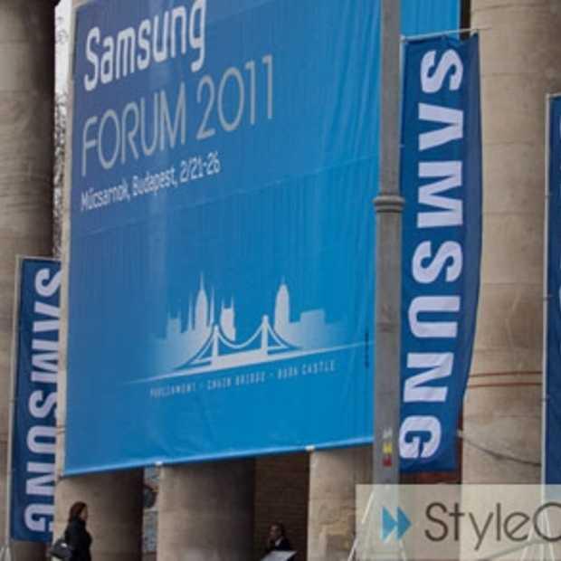 Samsung presenteert Smart TV