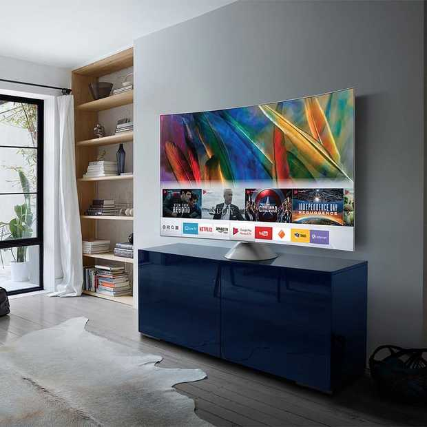 The Next Innovation in TV: Samsung QLED