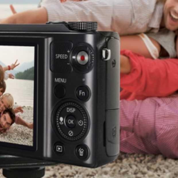 Samsung Smartcamera met 21x zoom met WiFi (WB850F)