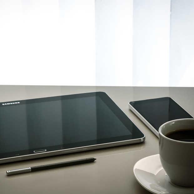 Samsung ziet nog markt voor tablets en komt mogelijk met Tab S4