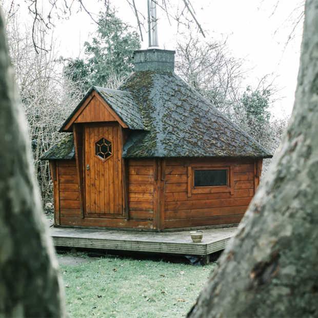 Luxe in je achtertuin: een wellness blokhut