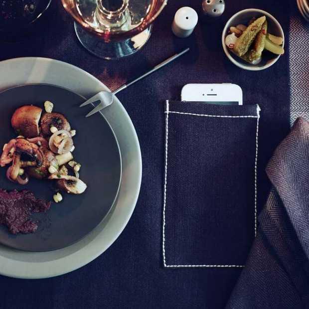 IKEA maakt placemat speciaal voor je smartphone