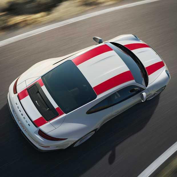 De nieuwe Porsche 911 R, wolf in schaapskleren
