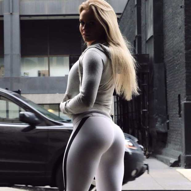 Beautiful sexy fitness model seda altin 2 - 2 part 9