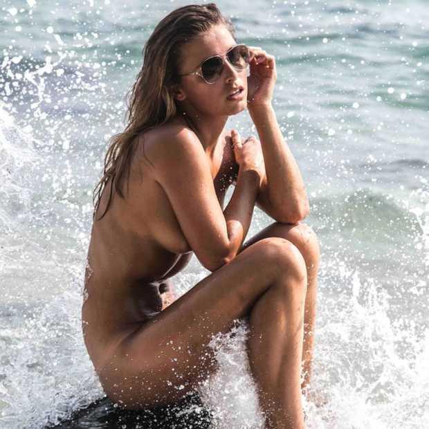 Hele fijne zomervideo met de sexy Marisa Papen