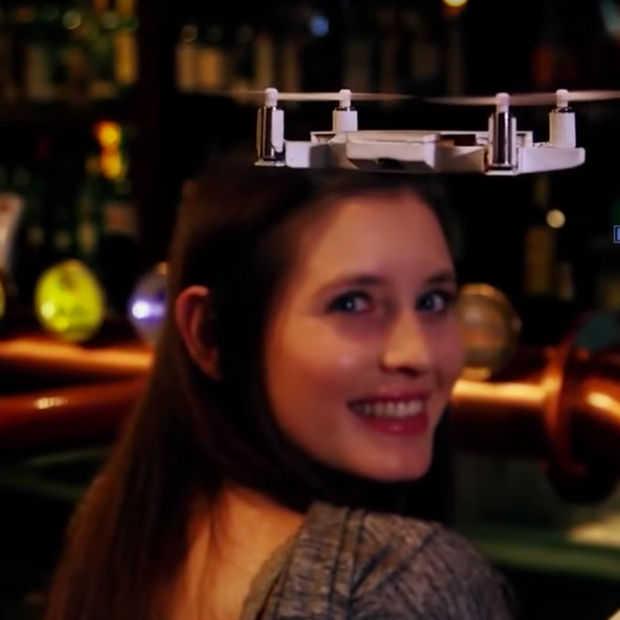 De Selfly Drone laat je (ook) selfies maken vanuit elke hoek