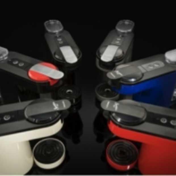 Senseo Up; een revolutionair compact design voor grootse koffie