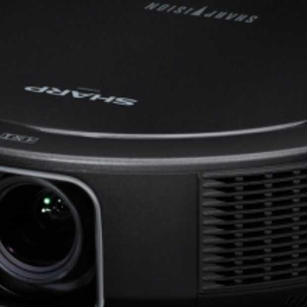 Sharp Full HD 3D projector
